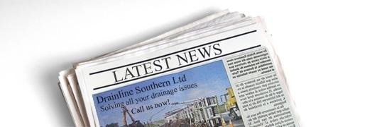 Drainlines latest news